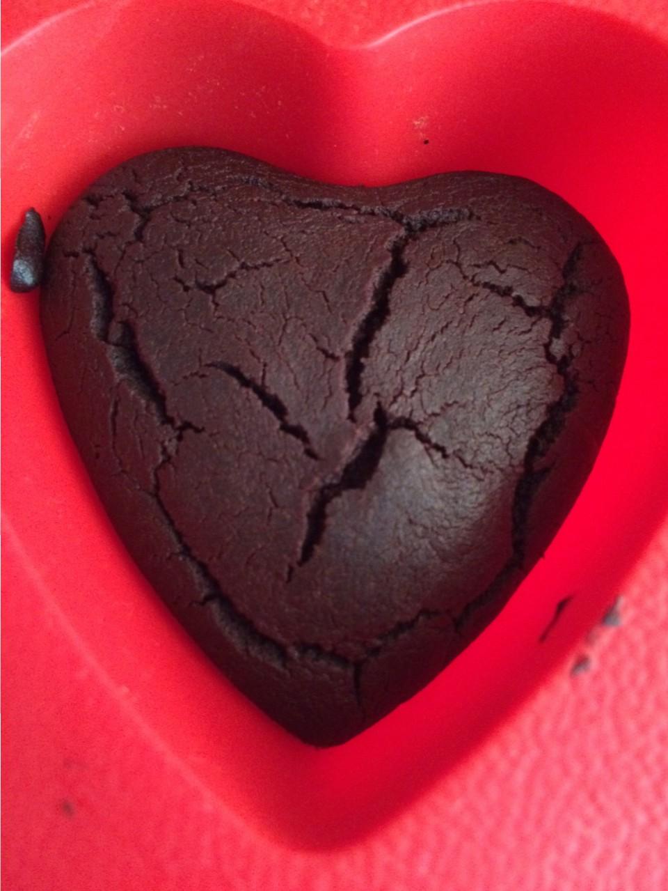 Muffin ciocco veg