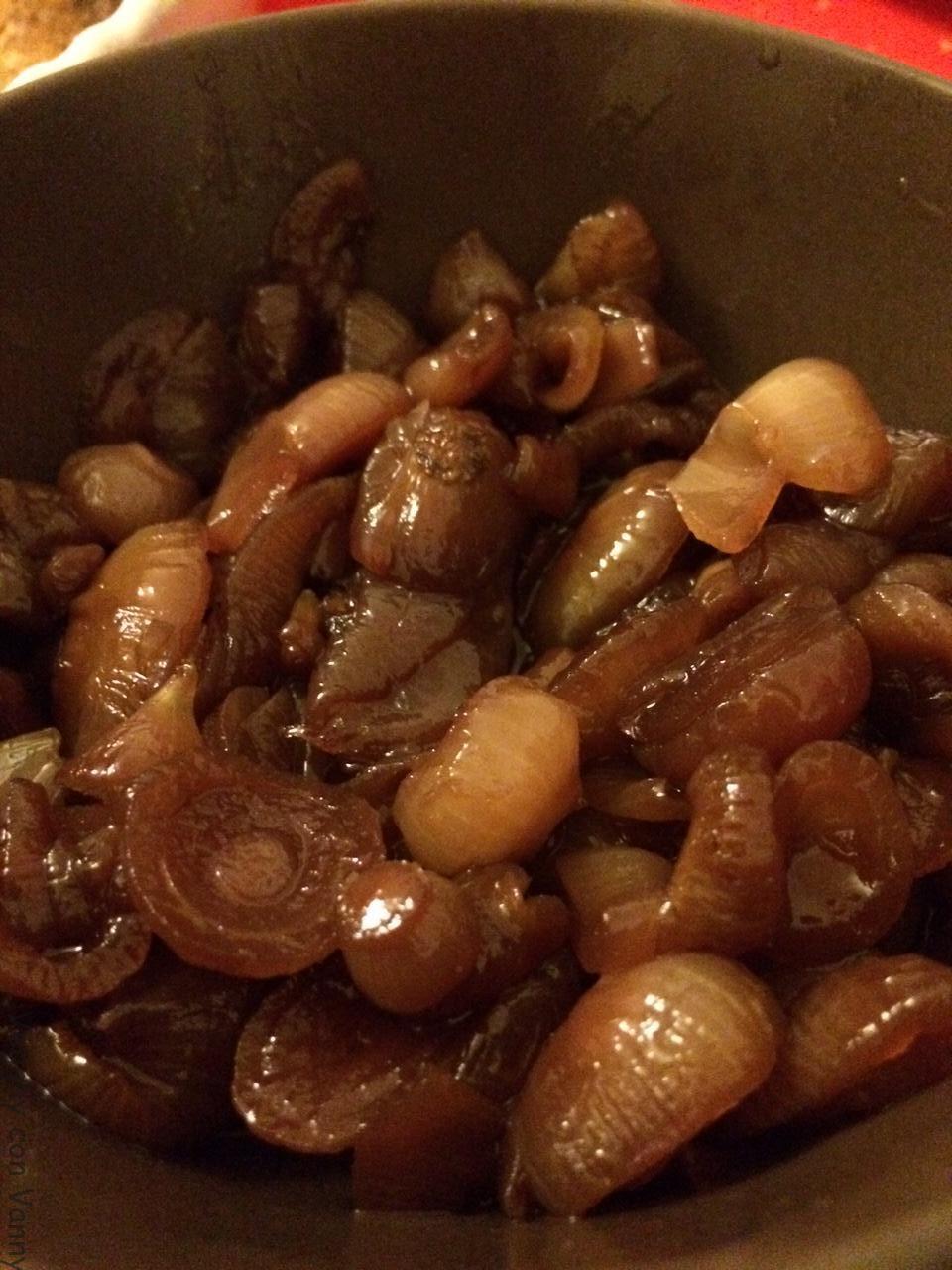 Cipolle borettane caramellate