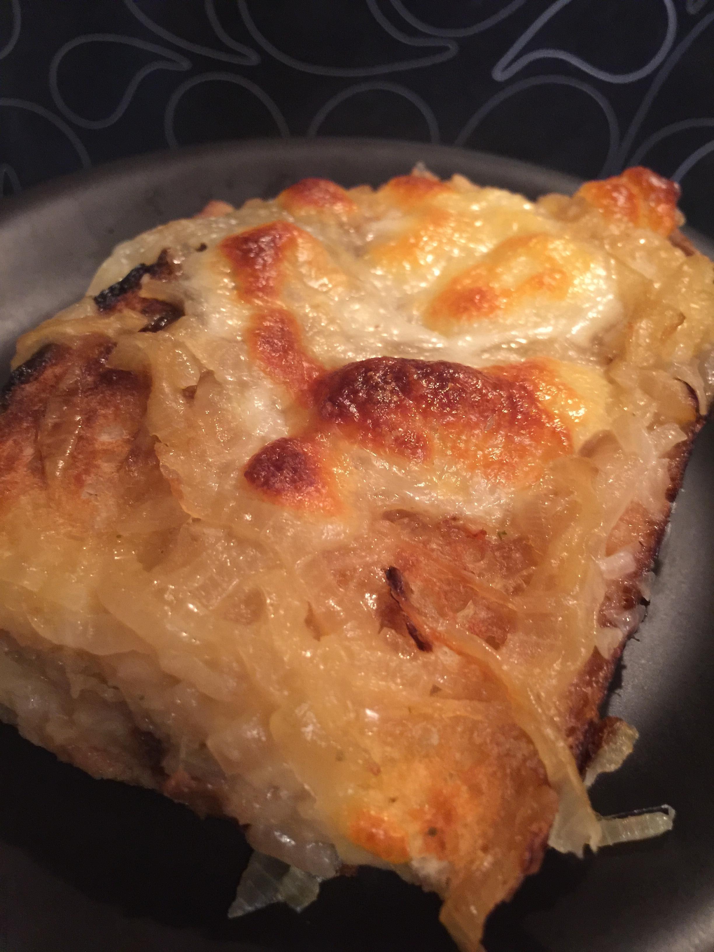 Torta di pane e cipolle