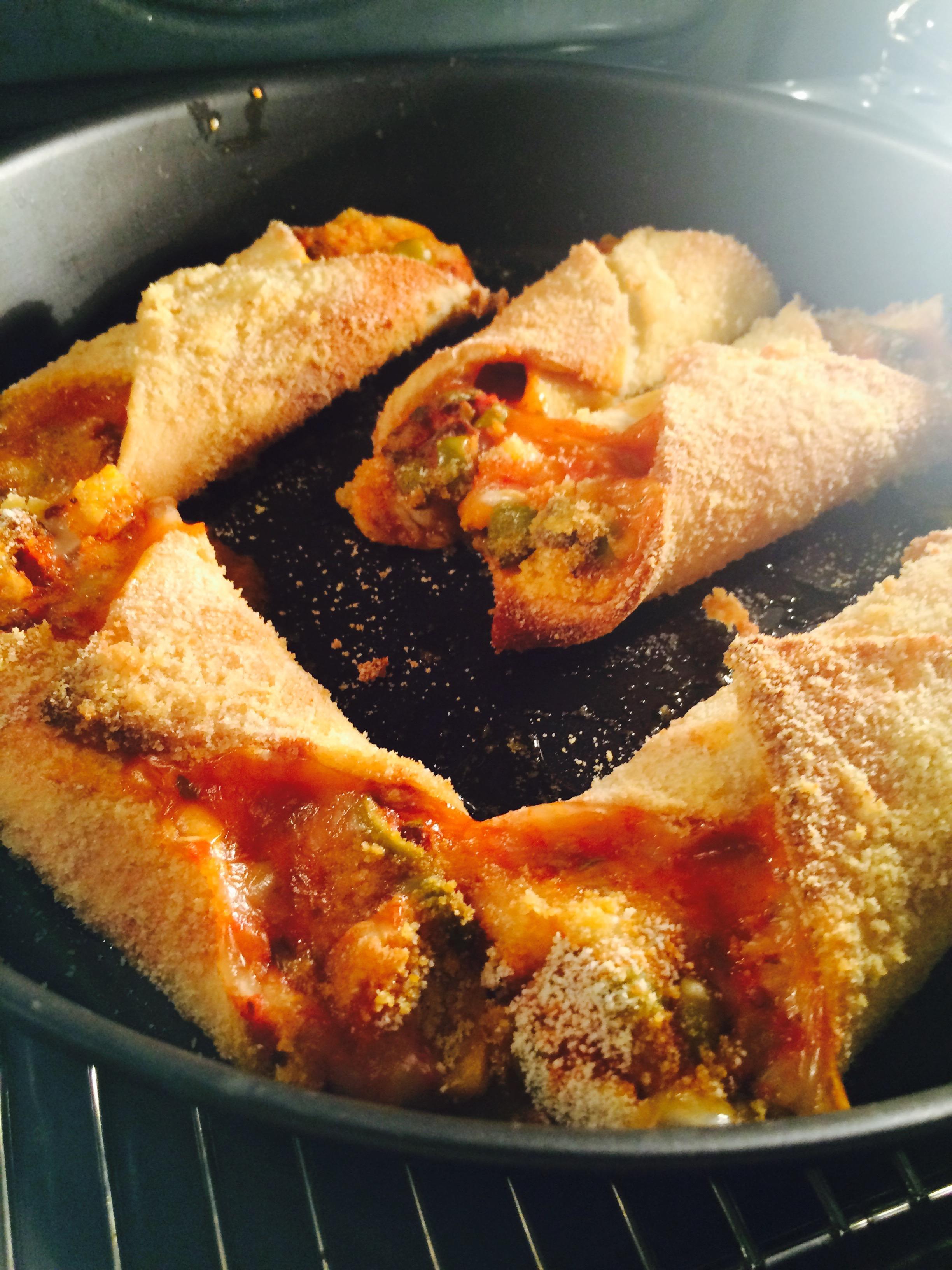 Cannelloni di pane alla pizzaiola